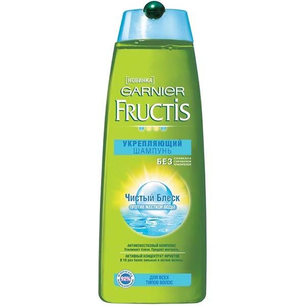 Шампунь Fructis Против жесткой воды 400 мл - купить в интернет магазине Новая Линия. Лучшая цена, честные отзывы.