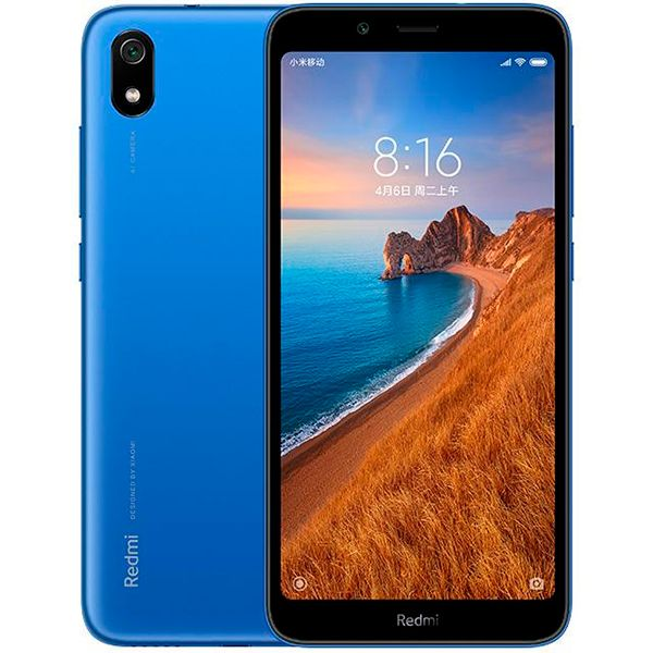 Смартфон Xiaomi Redmi 7A 2/32GB (blue)