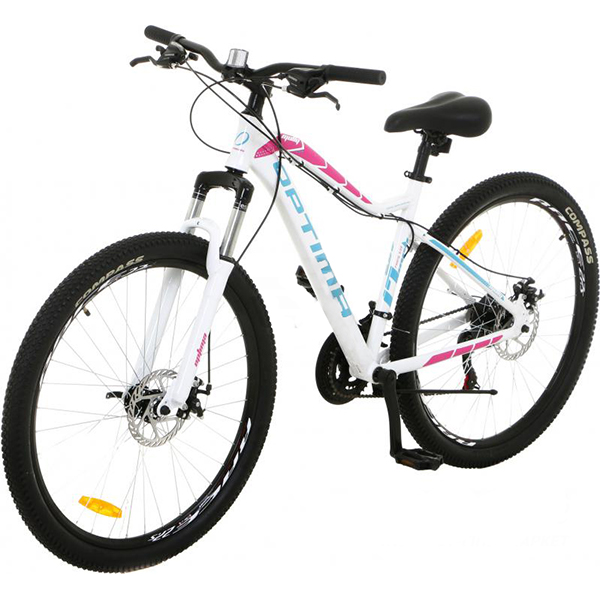 "Велосипед Optimabikes 17"" Molly белый RET-OP-27.5-000"