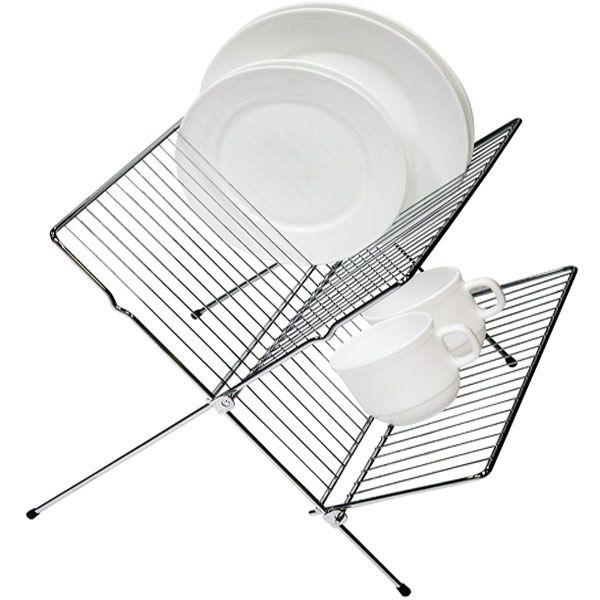 Сушарка для посуду настільна 43x35x27.5 см