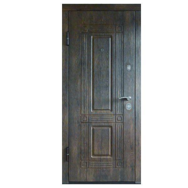 дверь для дома входная с толстым железом