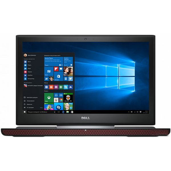 Ноутбук Dell Inspiron 7567 (I757810NDW-60B) Black