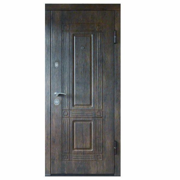 дверь входная уличная 1200 со стеклом