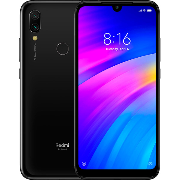 Смартфон Xiaomi Redmi 7 3/64 black 463053