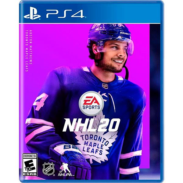 NHL 20 (PS4) Blu-ray