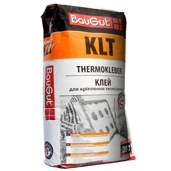 Клей для теплоизоляции BauGut KLT 25 кг