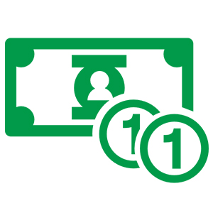 оплата готівкою