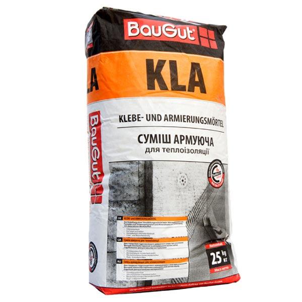 Смесь армирующая BauGut KLA 25 кг