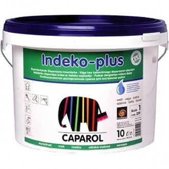 Краска Caparol Indeko-plus XR B2 2.5 л