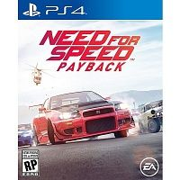 NFS Payback 2018 (PS4) Blu-ray