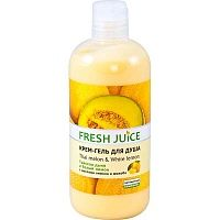 Крем-гель для душа Fresh Juice Thai melon and White lemon 500 мл