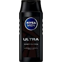 Шампунь Nivea Men Ultra 250 мл