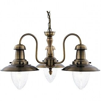 Подвес Arte Lamp Fisherman A5518LM-3AB