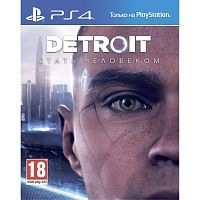 Detroit: Become Human (PS4) Blu-ray