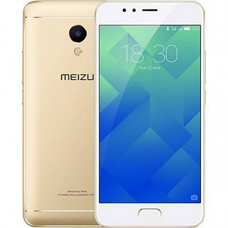 Смартфон Meizu M5s 16Gb gold