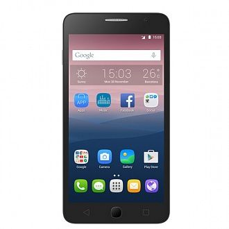 Смартфон Alcatel One Touch 5022D soft slate