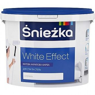 Фарба Sniezka White Effect 4.2 кг
