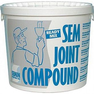 Шпаклевка Semin Sem Joint Conpound 25 кг