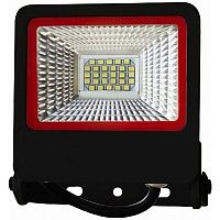 Прожектор Eurolamp 6500 K SMD 20 Вт IP65 черный LED-FL-20 (black)