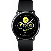Смарт-часы Samsung Galaxy Watch Active black (SM-R500NZKASEK)