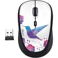 Миша бездротова Trust Yvi Wireless Mouse bird