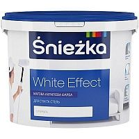 Фарба Sniezka White Effect 20 кг