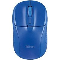 Миша бездротова Trust Primo Wireless Mouse blue