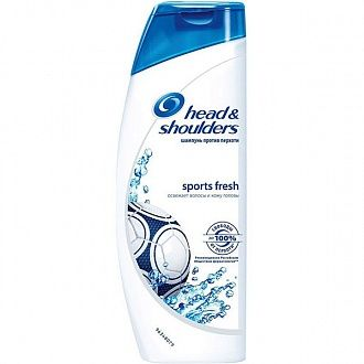 Шампунь Head & Shoulders Sports Fresh 200 мл