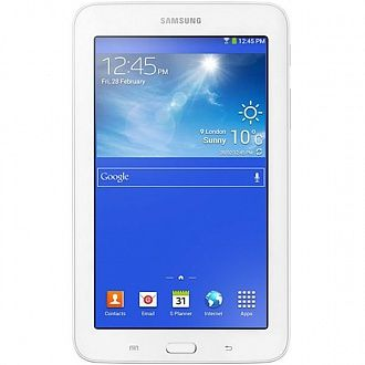Планшет Samsung Galaxy Tab 3 T116N 3G cream white
