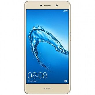Смартфон Huawei Y7 2017 DS gold