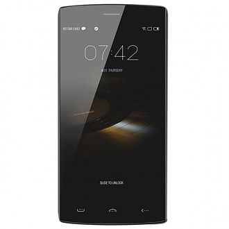 Смартфон Ergo A550 Maxx dark grey