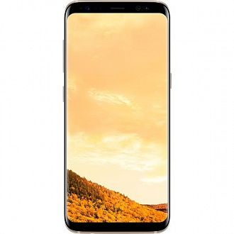 Смартфон Samsung S8 Plus 64 Gb gold (SM-G955FZDDSEK)