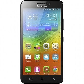 Смартфон Lenovo A5000 DS black