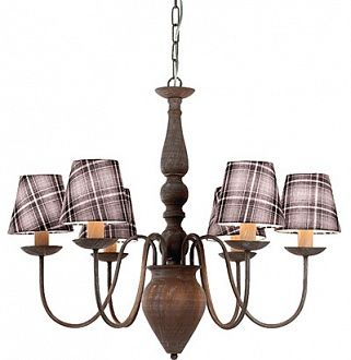 Підвіс Arte Lamp Scotch A3090LM-6GY