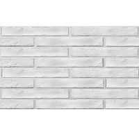 Плитка Golden Tile BrickStyle The Strand white 080020 250х60 мм