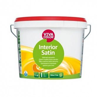 Краска Vivacolor Interior Satin С 2.7 л