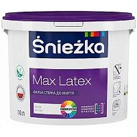 Фарба Sniezka Max Latex 6.7 кг