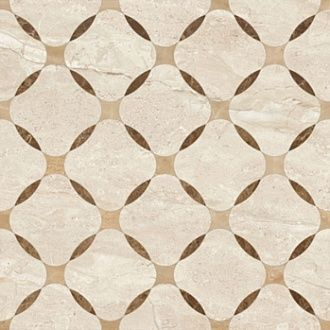 Кахель Golden Tile Petrarca Chateau Massive M91640 400x400 мм бежевий