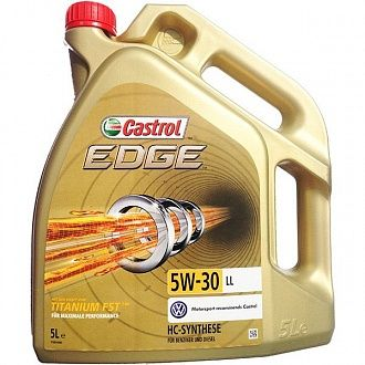 Моторное масло Castrol Edge FST 5W-30 4 л
