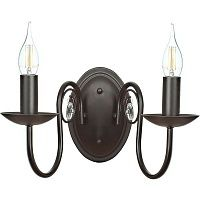 Бра Victoria Lighting Luce/AP2 black