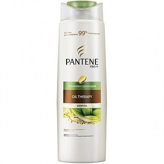 Шампунь Pantene Nature Fusion Oil Therapy 250 мл