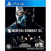 Mortal Kombat XL (PS4) Blu-ray