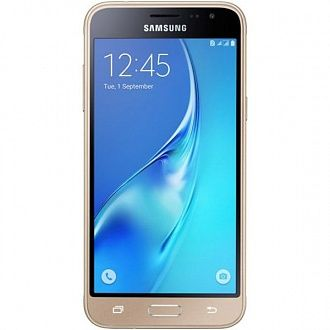 Смартфон Samsung J320H DS gold