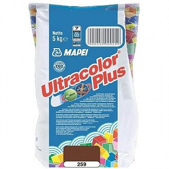 Фуга Mapei Ultracolor Plus 259 горіх 5 кг