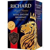 Чай черный Richard English Breakfast 90 г