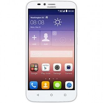 Смартфон Huawei Y625 DS white