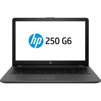 Ноутбук HP 250 G6 (2SX58EA) black