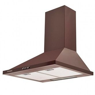 Вытяжка Pyramida KH brown 50 см