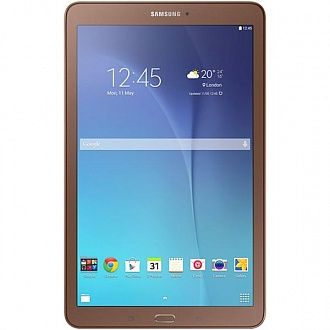 Планшет Samsung Galaxy Tab E T560N gold brown