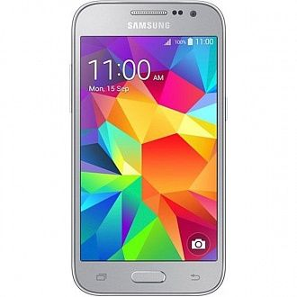Смартфон Samsung Core Prime G361H DS silver